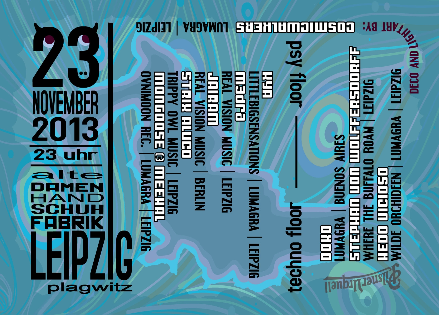 lumagra 2013 flyer